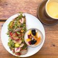 Em post no Instagram, Mônica Benini falou sobre mindful eating