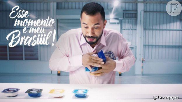 Gil do Vigor acumula contratos publicitários após o 'BBB'