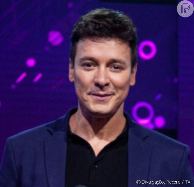 SBT declara que Rodrigo Faro não se negou a fazer teste do Covid-19, em 3 de julho de 2021