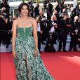Kat Graham veste Etro em Festival de Cannes