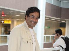 Internado por complicações de Covid, Luciano Szafir ganha orações de famosos