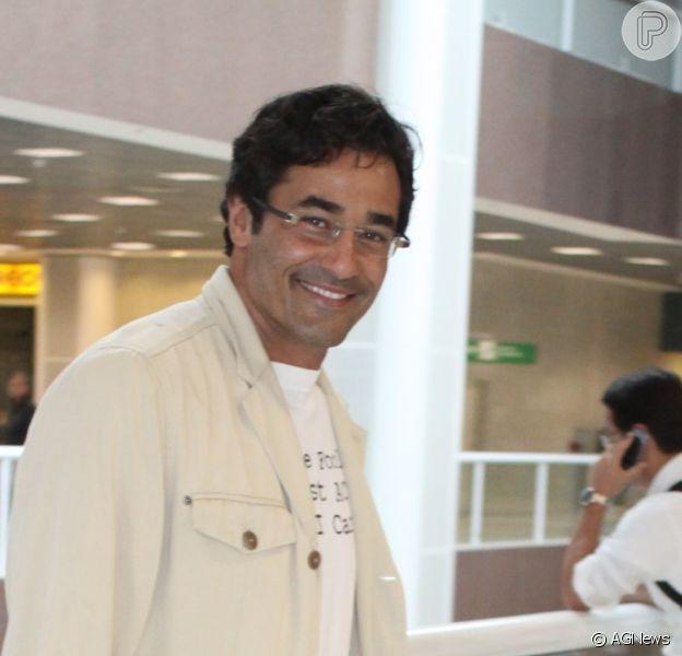 Famosos reforçaram torcida pela recuperação de Luciano Szafir, intubado com Covid. Ator passou por cirurgia em junho de 2021 após complicações da doença