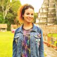 Stephany Brito vive a malandra profissional Amaralina, na novela 'Flor do Caribe'