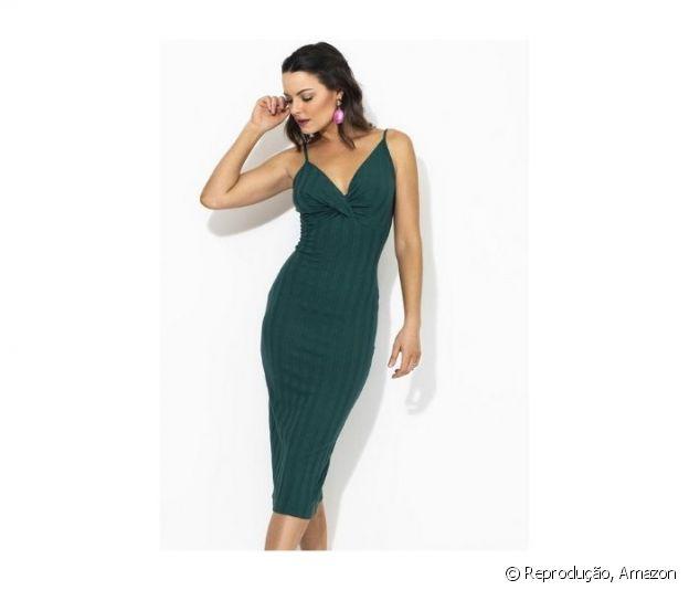 Vestido Colcci Verde rativo