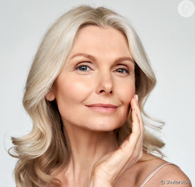 A pele madura pede cuidados especiais antes, durante e depois da maquiagem