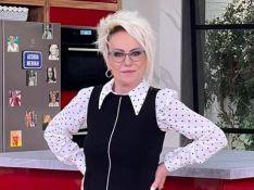 Ana Maria Braga volta à TV após vitória contra Covid e se emociona: 'Dias de apreensão'