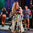 """Carrie Bradshaw marcou uma geração com looks fashionistas em """"Sex and The City"""