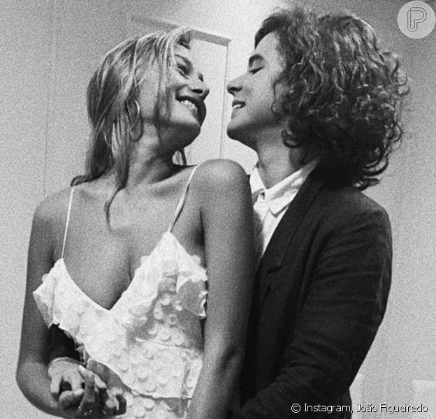 Sasha mostrou fotos inéditas de seu casamento com João Figueiredo