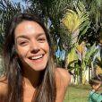 Thais Fersoza compartilha rotina da família nas redes sociais