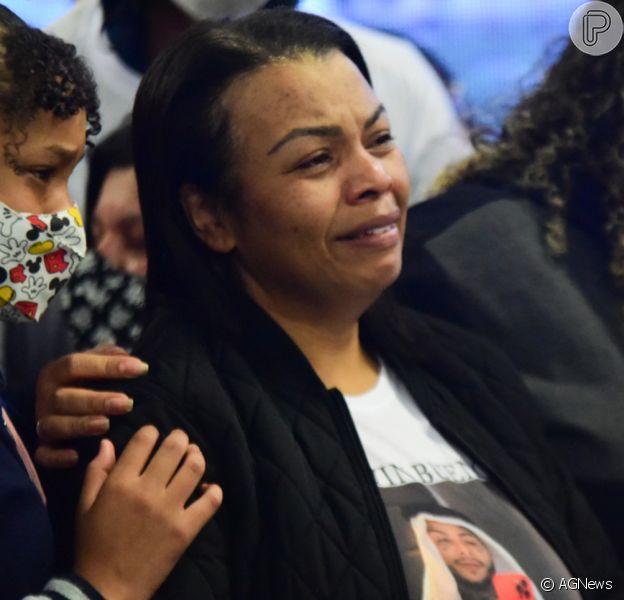 Mãe de MC Kevin, Valquíria Nascimento desabafou após a morte do cantor ganhar uma nova testemunha