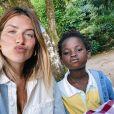 Mãe de Bless, Títi e Zyan, Giovanna Ewbank já quis pintar o cabelo de rosa