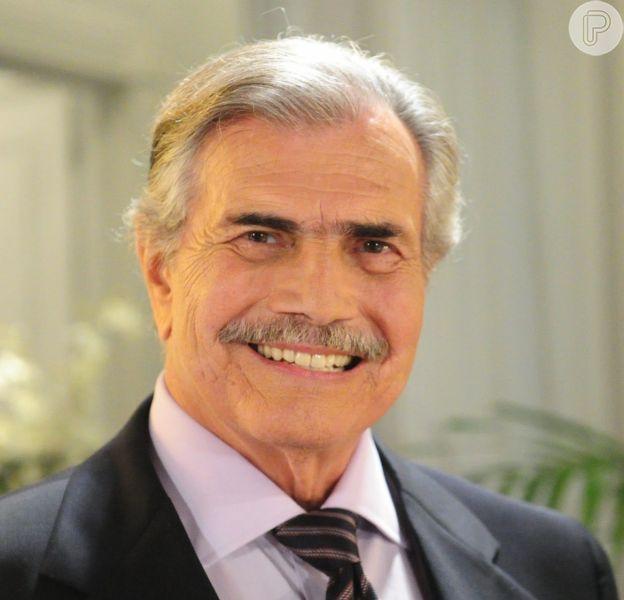 Tarcísio Meira morreu por complicações da Covid-19 aos 85 anos em 12 de agosto de 2021