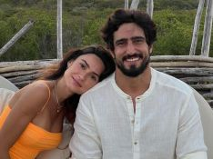 Vem aí! Thaila Ayala está grávida do 1º filho com Renato Góes: 'Francisco'
