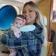 Filha de Virgínia Fonseca, Maria Alice acompanha os pais em viagens