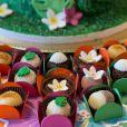 Festa da filha de Claudia Leitte: convidados se deliciaram com doces