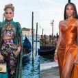 J-Lo, Ciara e mais celebs reúnem trends de Primavera-Verão em Veneza com D&G. Aos looks!