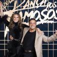 Paolla Oliveira e  Leandro Azevedo venceram  o 'Super Dança dos Famosos'