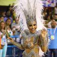 Sabrina Sato volta ao posto de rainha de bateria da Vila Isabel no Carnaval em 2022