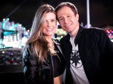 Mulher de Tiago Leifert, Daiana Garbin comenta sua saída da Globo: 'Alegria'