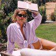 Giovanna Ewbank mostrou os melhores truques de moda praia e pós-praia durante o verão europeu
