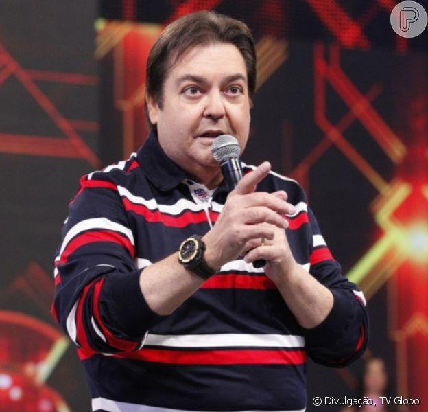 Faustão já escolheu nome de seu novo programa na Band, que estreia em 2022