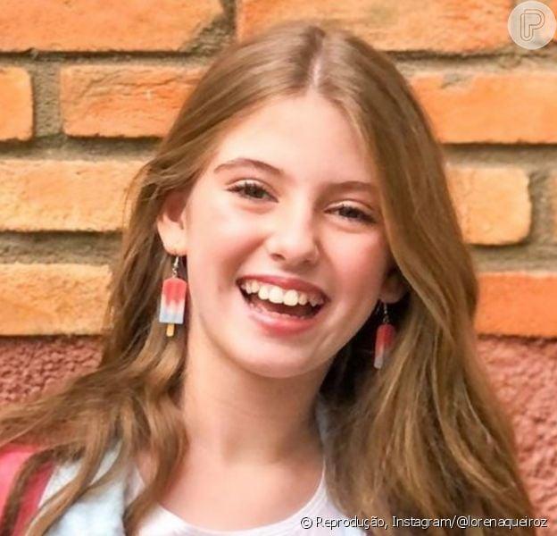 Lorena Queiroz viveu a Dulce Maria da novela 'Carinha de Anjo' (2016/2018), que volta ao ar em outubro de 2021 no SBT