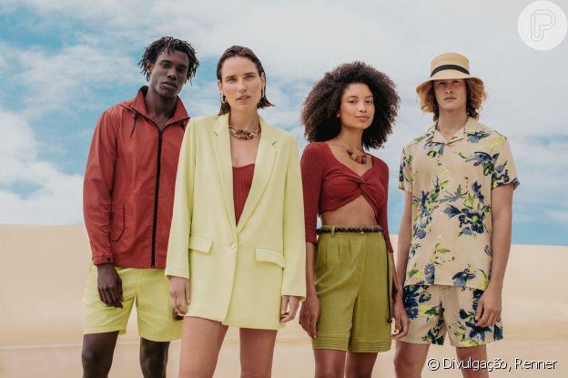 Nova coleção da Renner é repleta de trends da moda