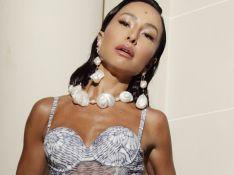 Sabrina Sato em Paris: joias com conchas e look já usado por Dua Lipa. Aos detalhes!