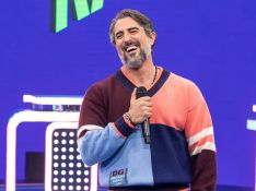 Marcos Mion comemora 1ª vez de visual na TV: 'Estranho por nunca ter acontecido'. Saiba qual!