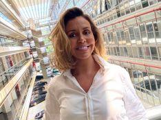 Renata Banhara se mostra confiante na recuperação de um tumor inoperável no cérebro