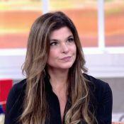 Cristiana Oliveira sofre preconceito por mudanças no corpo: 'Anoréxica'
