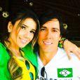 Paula Fernandes e Henrique do Valle estão juntos desde dezembro de 2012