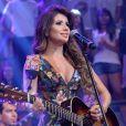 'Eu sem você', 'Pássaro de Fogo' e 'Um ser amor' são alguns dos sucessos de Paula Fernandes