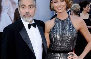 George Clooney termina o namoro com a atriz e ex-lutadora Stacey Keibler