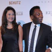 Pelé remarca data do casamento com Márcia Cibele Aoki para março, diz colunista