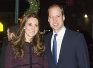 Kate Middleton, grávida de cinco meses, chega a Nova York com príncipe William