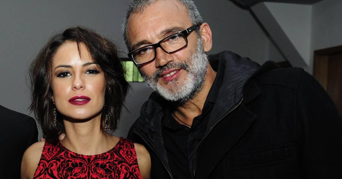 Andreia Horta e Rogério Gomes, diretor da novela 'Império ... Jennifer Aniston Brad Pitt