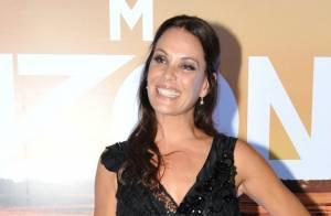 Carolina Ferraz fala sobre gravidez aos 45 anos: 'Sempre quis ter outro filho'