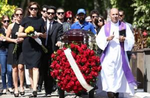 Novela 'Império': elenco grava cenas do enterro de José Alfredo em cemitério