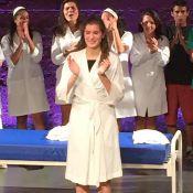 Lilia Cabral, de 'Império', elogia atuação da filha, Giulia, no teatro:'Arrasou'