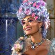 O universo lúdico de 'Meu Pedacinho de Chão' não ficou de fora da lista dos mais pedidos, o batom usado por Madame Catarina (Juliana Paes), cor Rebel da MAC, virou item de desejo da mulherada em 2014