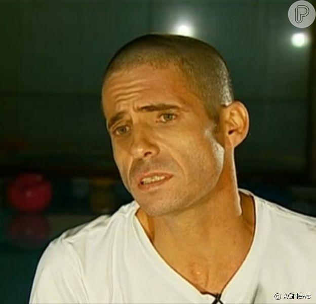 Hudson, da dupla sertaneja 'Edson e Hudson', conta ao 'Fantástico' sua versão após ter sido preso duas vezes no mesmo dia em Limeira, interior de São Paulo, em 24 de março de 2013