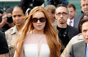 Lindsay Lohan chega ao Brasil nesta quinta-feira (28) e fica apenas três dias