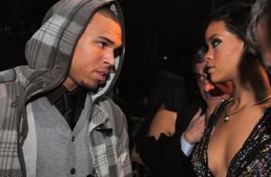 Chris Brown desmente boatos sobre fim do namoro com Rihanna: 'Estamos bem'