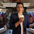 Marcelo Serrado anunciou que, além do filme, o personagem Crô também terá um programa de rádio