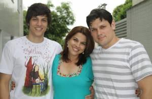 Morre padrasto de Chay Suede: 'Conto com a oração de todos', diz mãe do ator