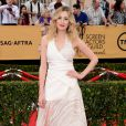 Laura Carmichael veste Vionnet no Screen Actors Guild Awards 2015