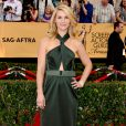 Claire Danes veste Marc Jacobs no Screen Actors Guild Awards 2015