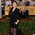 Emma Stone veste Dior no Screen Actors Guild Awards 2015