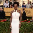 Viola Davis veste MaxMara no Screen Actors Guild Awards 2015